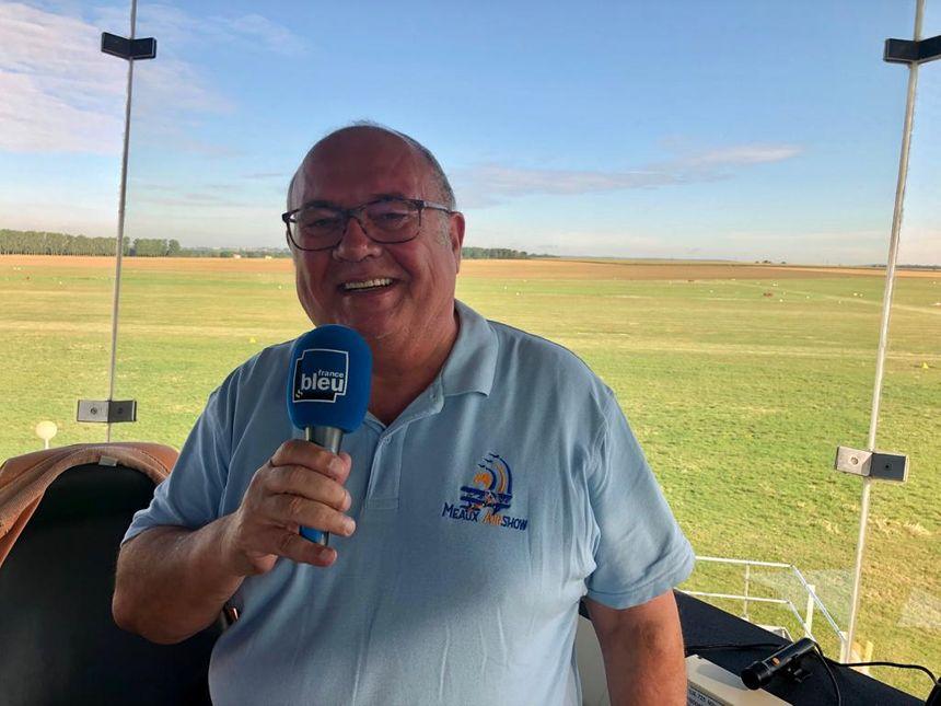 Patrick Monbrun - Pilote et organisateur de Meaux Air Show 2020
