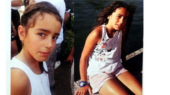 La France découvre le visage de Maëlys, qui vient de disparaître, sur les affichettes d'appel à témoins