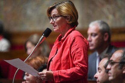 Agnès Firmin Le Bodo, députée UDI de Seine-Maritime