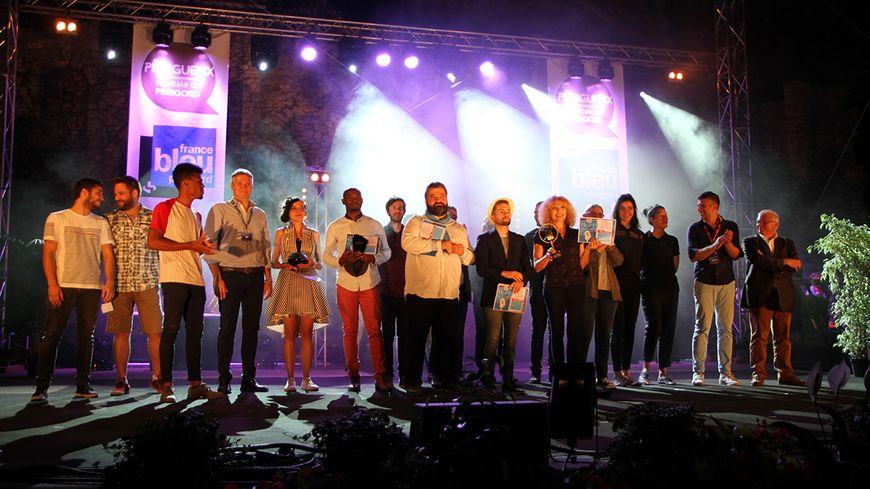 Six prix ont été remis pendant cette 35e édition de la Truffe de Périgueux