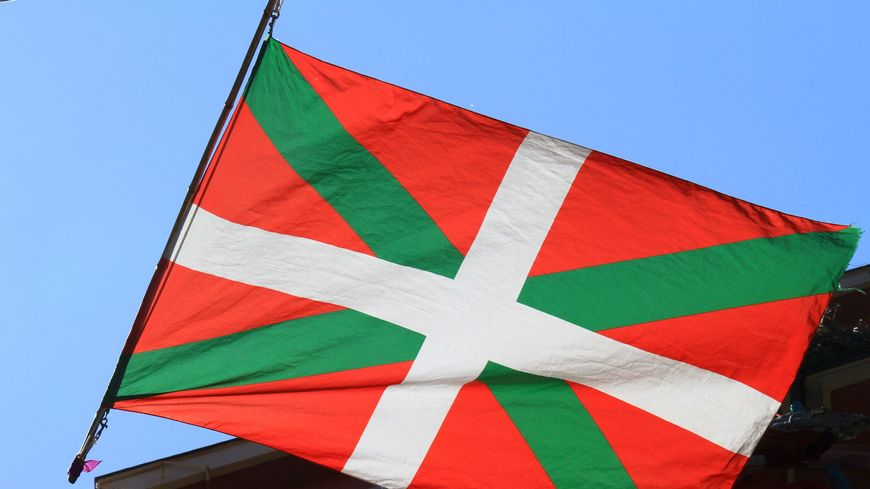 L'ikurrina : drapeau basque