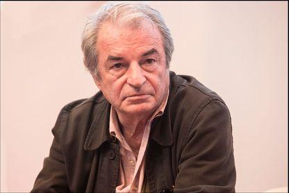 L'écrivain Olivier Rolin