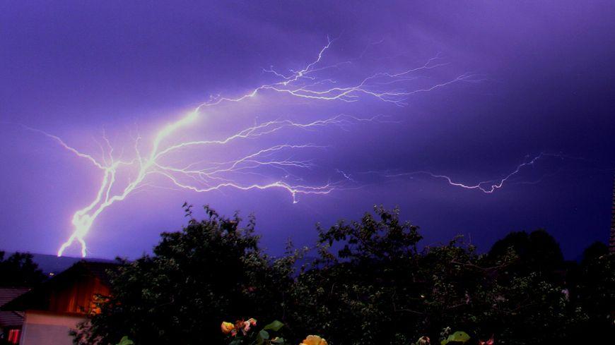 La Meurthe-et-Moselle en vigilance jaune aux orages.