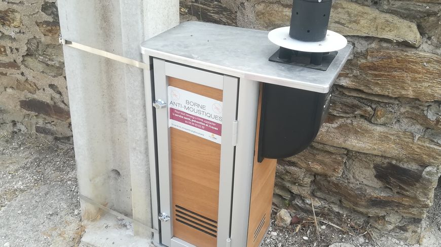 Près de 160 bornes anti-moustiques ont été installées à Hyères