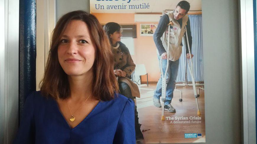 Mélanie Grospeaud est chef de projet sur la mobilisation autour des événements solidaires, elle lance un appel pour trouver des bénévoles avant l'événement du 28 septembre.