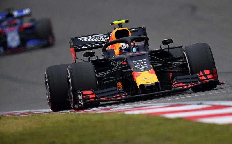 Du mieux à partir du Grand Prix de Chine, marqué par le meilleur tour en course