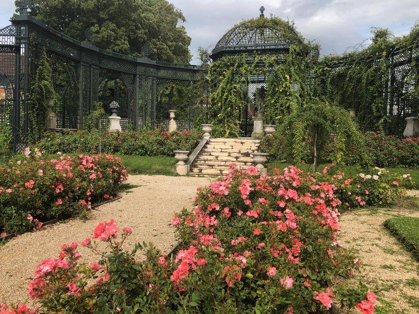 La Roseraie du Val-de-Marne à L'Haÿ-les-Roses