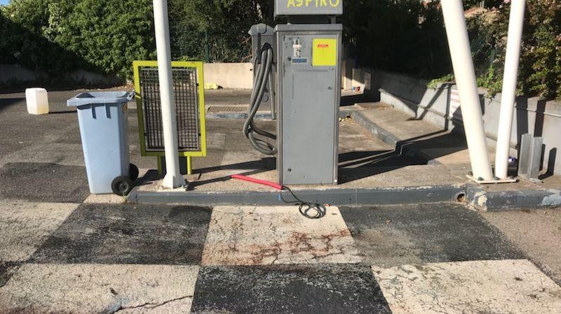La fusillade a éclaté dans cette station de lavage d'Ollioules le 28 juillet 2019