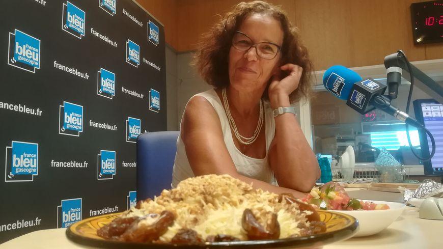 Mama notre restauratrice de Saint-Perdon