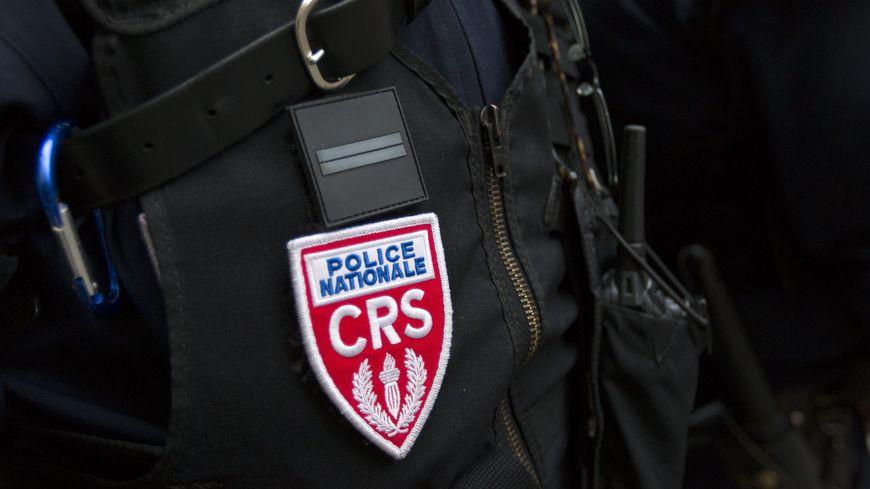 Une soixantaine de policiers et de CRS mobilisés.