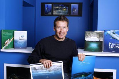 Le plongeur et photographe Laurent Ballesta, mai 2017