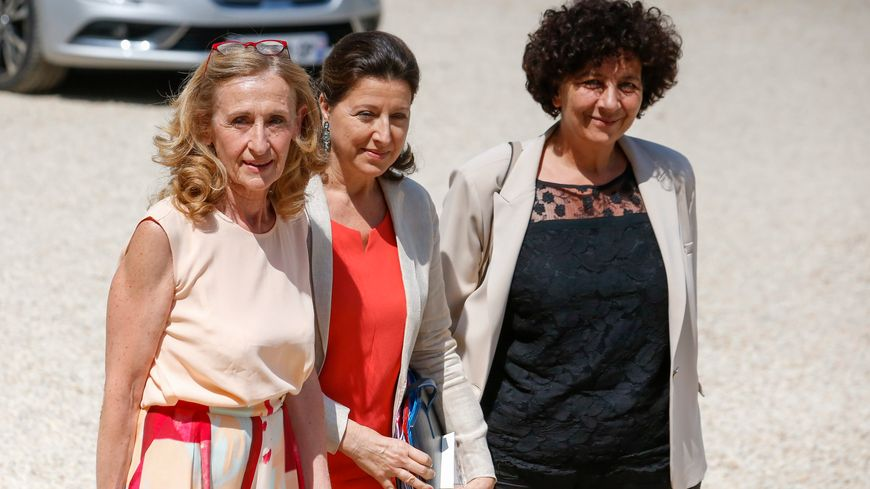 Nicole Belloubet, Agès Buzyn et Frédérique Vidal portent le projet de loi bioéthique.