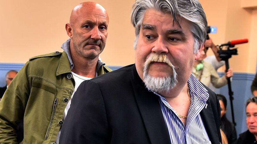 Jérôme Ducros et Fabien Bartez au Tribunal administratif de Toulouse