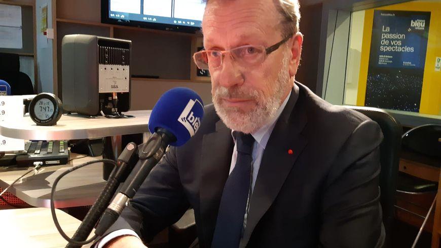 Pierre Pouëssel, préfet du Loiret et du Centre Val-de-Loire