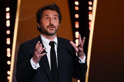 Edouard Baer (ici lors de la cérémonie de clôture du festival de Cannes 2019)