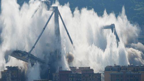 Gênes, un an après la catastrophe du pont Morandi
