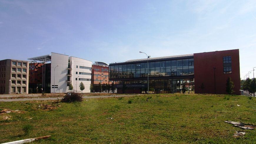 L'université d'Evry