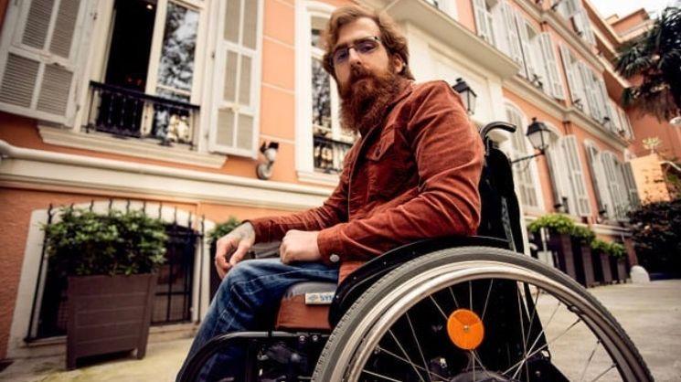 Alrick Trueba, un niçois en fauteuil, a vécu un calvaire