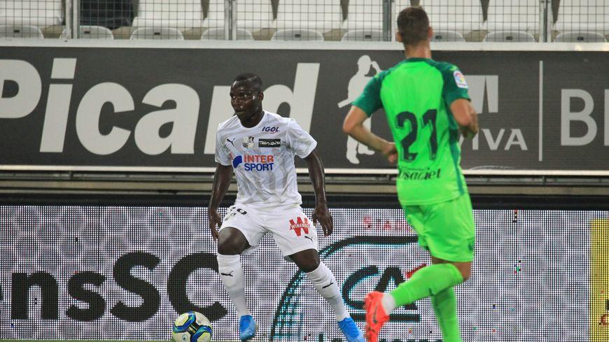 Chadrac Akolo auteur d'un but et d'une passe décisive avec l'ASC cette saison