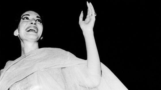 « Trois jours avec Maria Callas », une archive de 1965 (2ème partie)