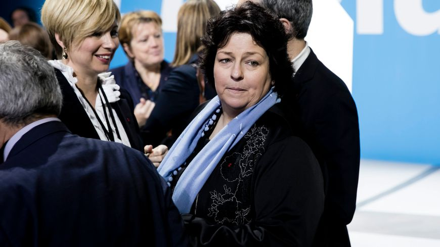 La députée Sophie Errante (photo d'archives).