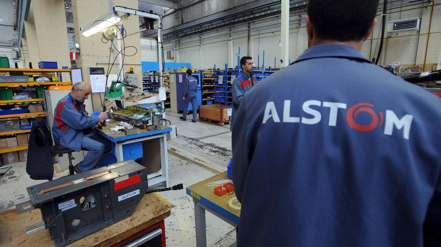 Les ouvriers de l'usine Alstom de Tarbes-Séméac se pencheront sur la fabrication des chaînes de traction.