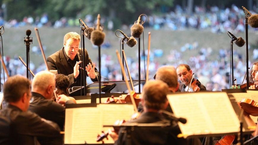 Concert pique-nique des flâneries musicales de Reims - Juillet 2019