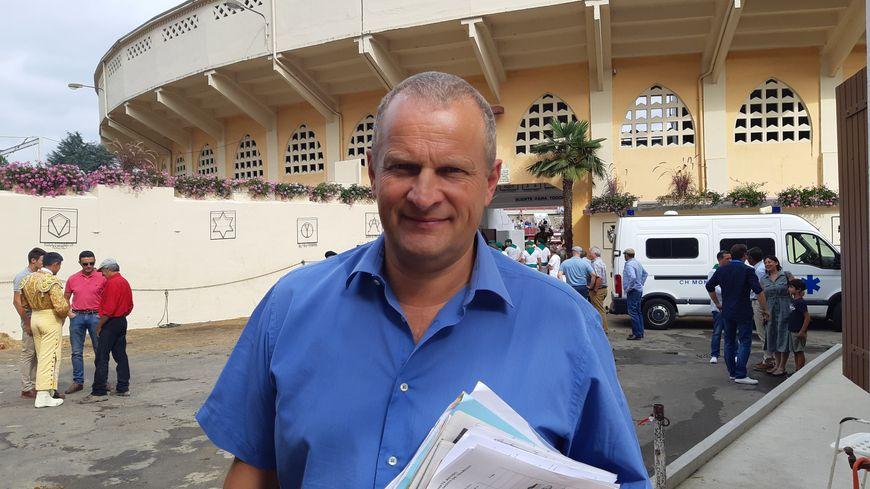 Le maire de Mont de Marsan, Charles Dayot, tranchera lundi 2 septembre sur l'avenir de l'organisation des corridas de la Madeleine.