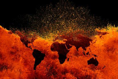 Effondrement par le réchauffement climatique ?