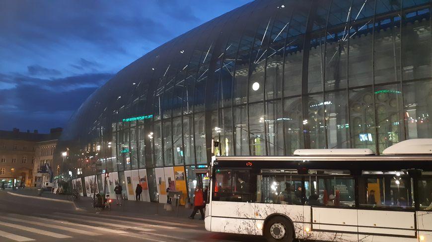 Un bus de Strasbourg