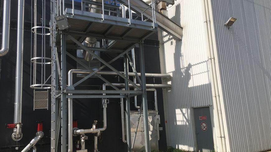 """Un incident biologique """"très rare"""" a eu lieu début juin à l'usine de méthanisation d'Escrennes, explique Engie Biogaz"""