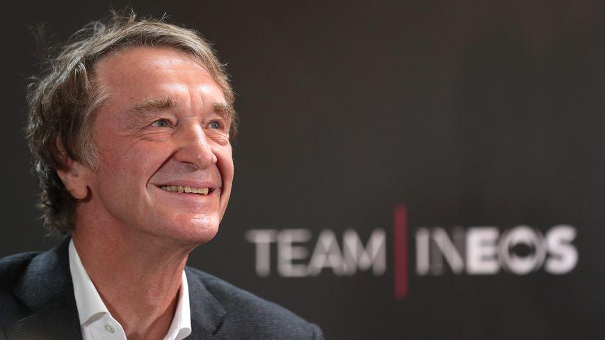 Jim Ratcliffe est le nouveau boss de l'OGC Nice