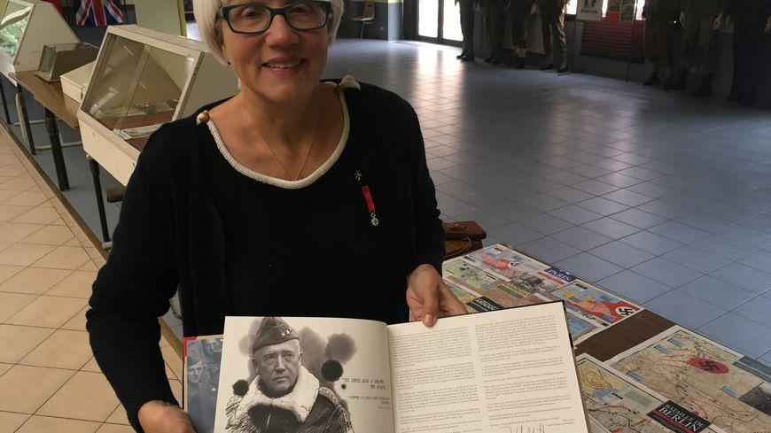 Helen Patton dédicace ce vendredi à Artenay, un livre sur la Libération dont elle a écrit la préface.