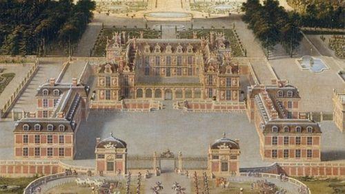 Le Théâtre de la fantaisie : la Cour de marbre ou Le Roi de Versailles