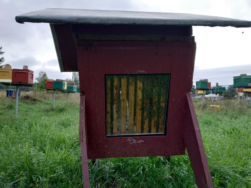 La récolte du miel est terminée depuis la fin du mois de juillet