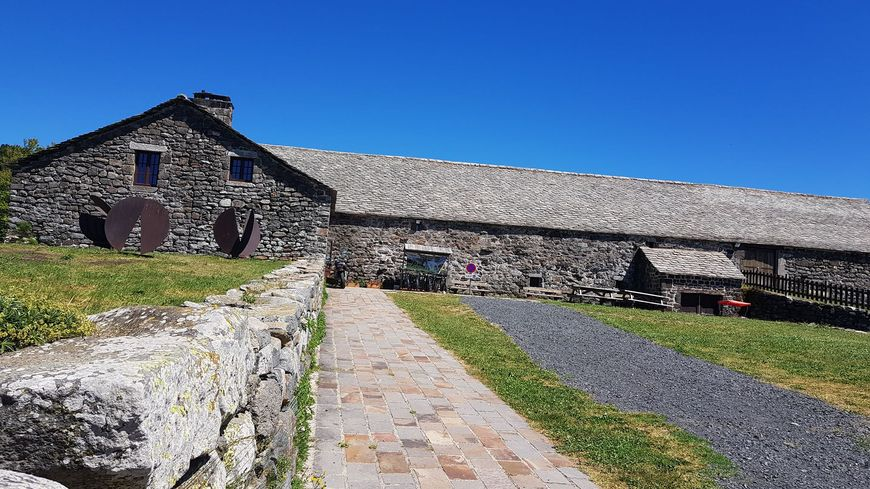 La ferme de Bourlatier