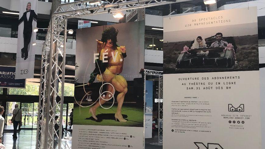 Ce samedi à partir de 9 heures à Annecy (Haute-Savoie), Bonlieu scène nationale lance sa campagne d'abonnements pour la saison 2019-2020.