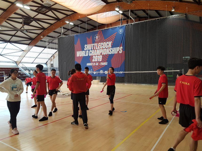 Au Vietnam et en Chine, le plumfoot est professionnel. Rien que pour ce Mondial en France, la délégation chinoise affiche un contingent d'une vingtaine de joueurs et joueuses.