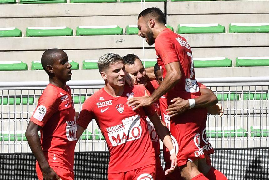 Le Stade Brestois est toujours invaincu cette saison.