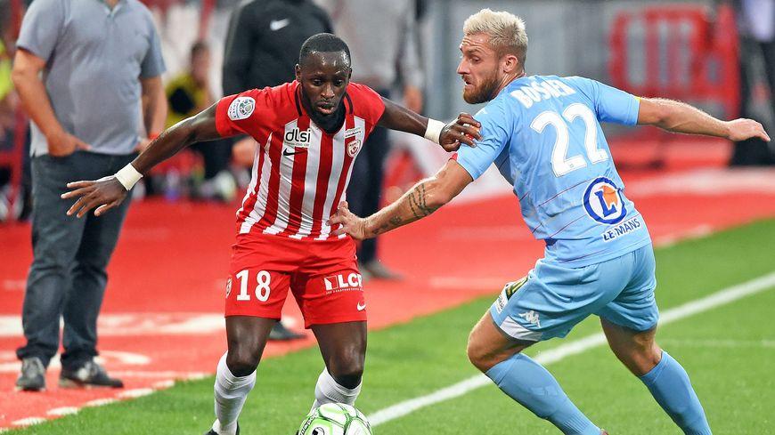 Souleymane Karamoko face au Mans