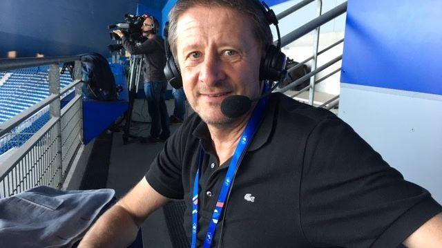 Pierre Wantiez, le directeur général du HAC, était l'invité de France Bleu Normandie, juste avant Le Havre - Grenoble.