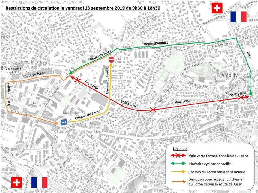 Haute-Savoie / Genève : Le Léman Express Bientôt Au Centre
