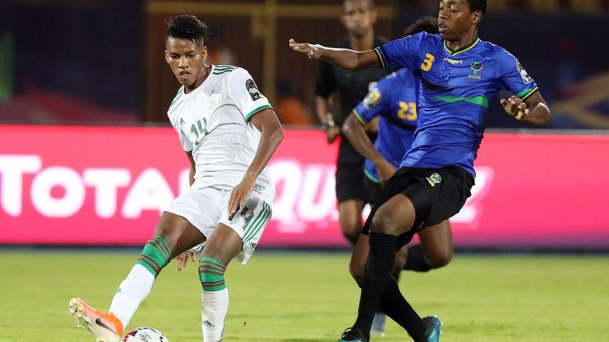 Hichem Boudaoui arrive du club de Paradou en Algérie