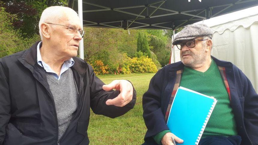 Guy Le Corre donne des cours d'injures en breton à Jean Bengugui