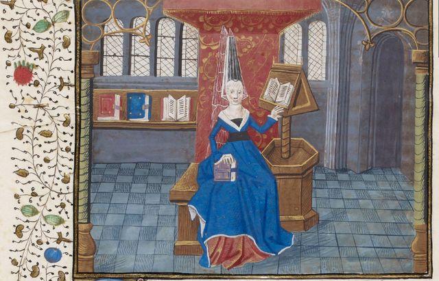 La cité des dames, de Christine de Pisan