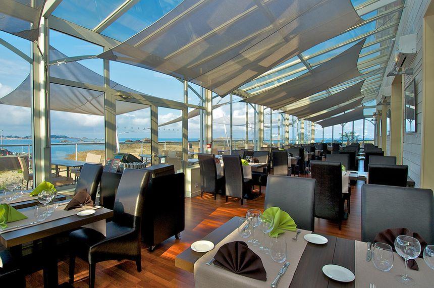 Hôtel Restaurant Spa Les Terrasses de Bréhat à Ploubazlanec