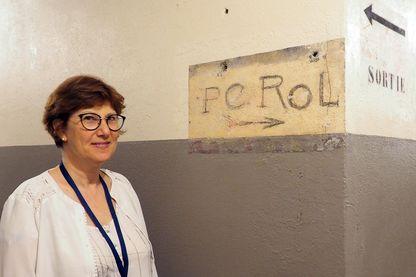 Sylvie Zaidman, directrice du nouveau musée de la Libération de Paris.