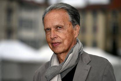 Jean-Claude Petit, pianiste, compositeur et arrangeur à Pont-à-Mousson, le 6 septembre 2015.
