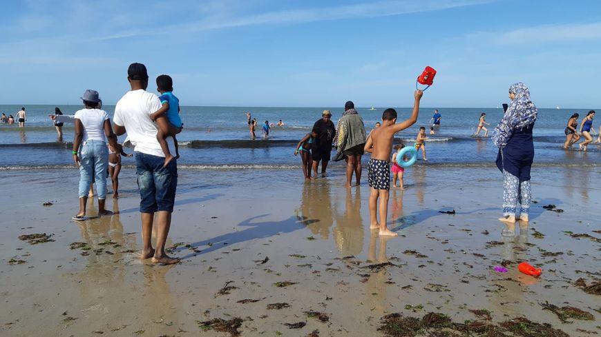 La 40ème Journée des Oubliés des Vacances, à Barbâtre, sur l'île de Noirmoutier