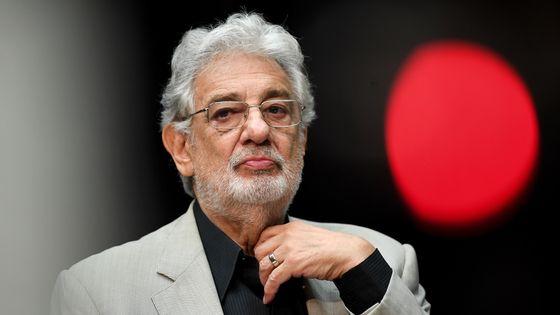 Le chanteur et chef d'orchestre espagnol Placido Domingo est accusé d'harcèlement sexuel par neuf femmes